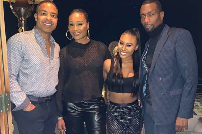 RHOA: Cynthia Bailey's Daughter Noelle Robinson Allegedly Introduces Her Girlfriend To Family After Coming Out As Sexually Fluid -- Meet Alexis Powell
