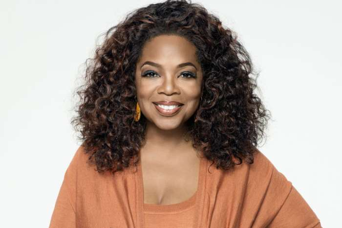 Oprah Winfrey Falls Down On Stage At Event - See The Video!