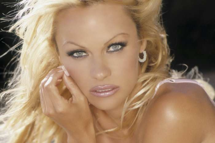 Pamela Anderson Says 'Love Is A Risk' After Jon Peters Separation