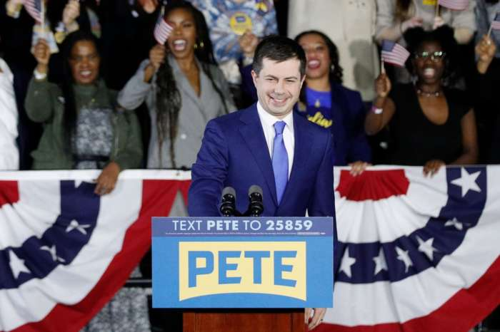 Pete Buttigieg Delivers An Obama-Inspired Speech In The Middle Of The Iowa Caucuses Confusion