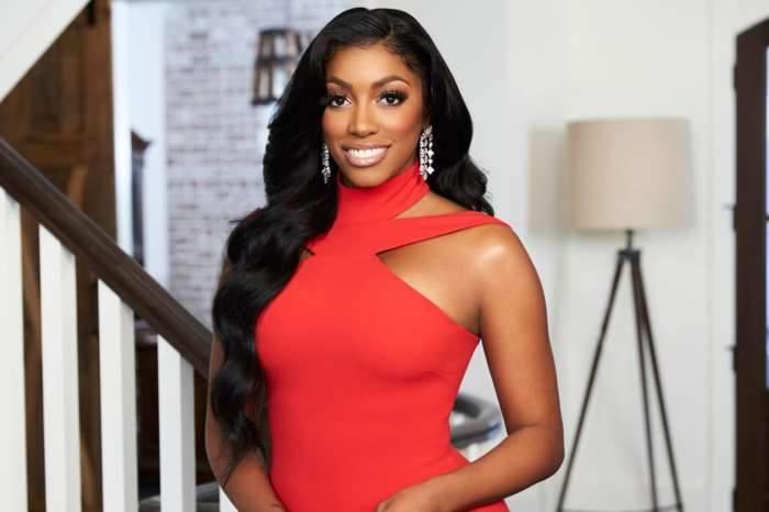 Porsha Williams Hits  All The Right Angles In Photo Where She Is Lounging On A Bed -- No Wonder Dennis McKinley And Fans Keep Buying What PJ's Mama Is Selling
