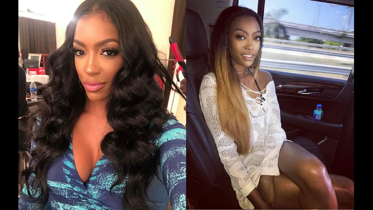 Porsha Williams Shares Photos With Her BFFs And Her Sister, Lauren Williams Has Something To Say About It