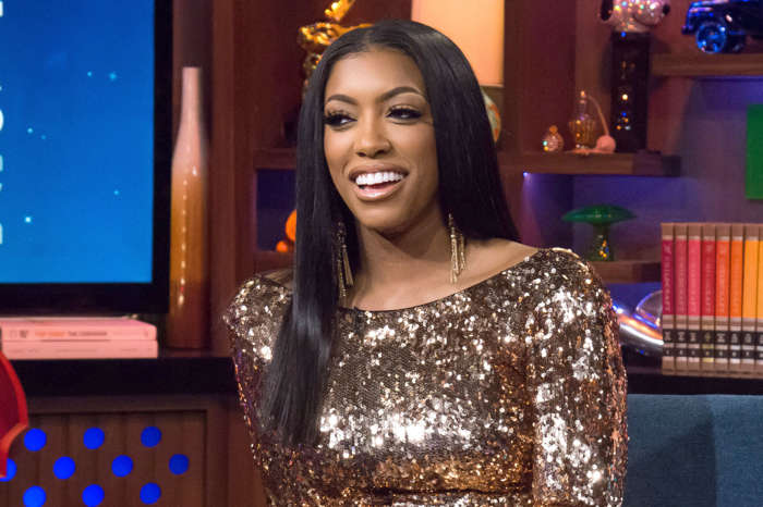 Porsha Williams Shows Fans A Throwback Photo Of A Bomb Look She Plans To Recreate This Weekend