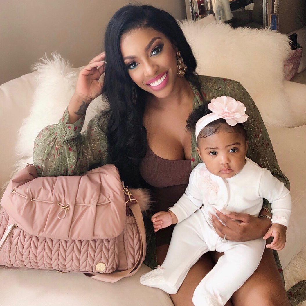 Porsha Williams Is Still In Love With PJ's Baby Room - Check It Out Here