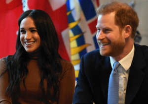 Prince Harry And Meghan Markle Agree To Drop 'Royal' From Their Brand