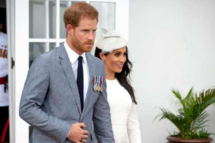 Prince Harry & Meghan Markle Close Buckingham Palace Office & Fire Royal Staff