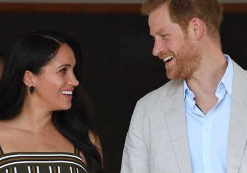 Prince Harry & Meghan Markle Make Secret Visit To Stanford University