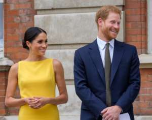 Prince Harry And Meghan Markle Announce That April Is The Month They'll Be Royal-Duty Free