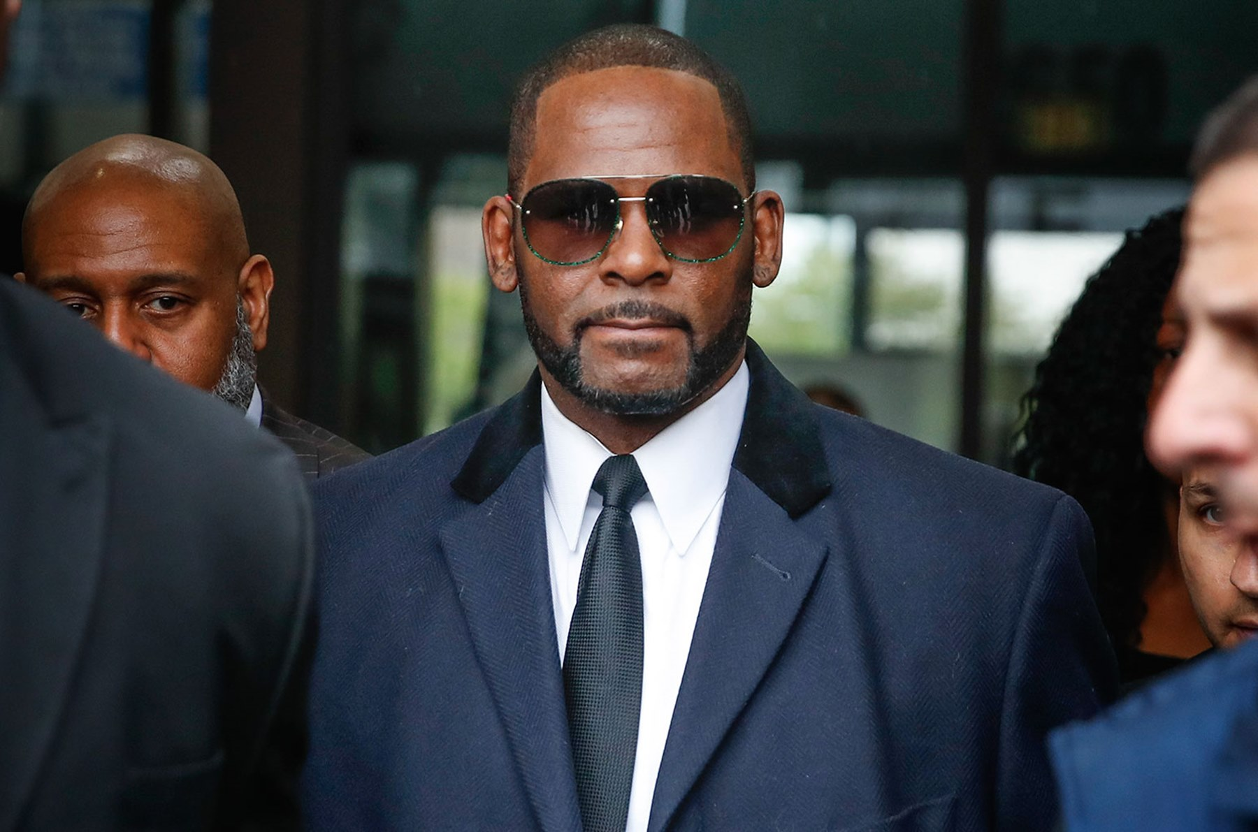 R. Kelly Bail Hearing March New Indictment