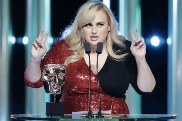 Rebel Wilson Roasts Royal Family & Burns The BAFTAs For Lack Of Female Nominees While Presenting Best Director Award