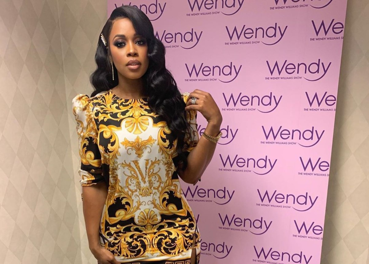 """""""remy-ma-stuns-in-versace-on-the-wendy-williams-show"""""""