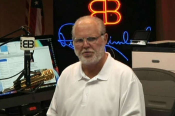 Rush Limbaugh Announces That He Has Advanced Lung Cancer & Takes Break From Radio Show