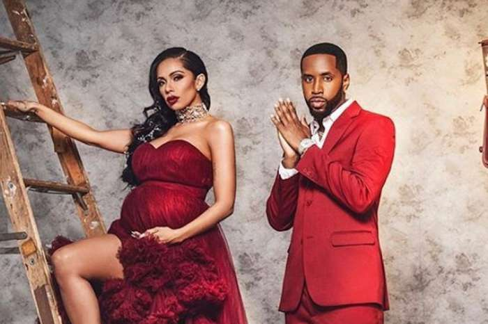 Erica Mena's Fans Wants To See Her And Safaree's 'Golden Child'