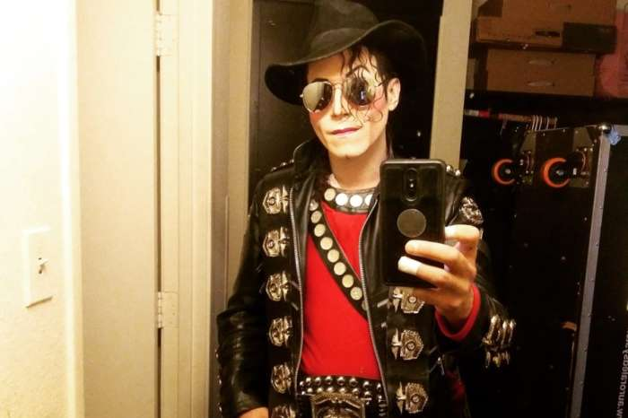 Michael Jackson Impersonator And Wrestler Santana Jackson Goes Viral — The Video That Must Be Seen To Be Believed