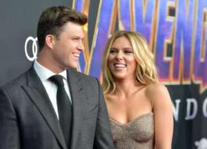 Colin Jost And Scarlett Johansson Are Huge Fans Of Disney