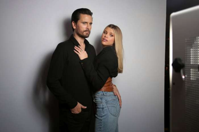 Scott Disick - Here's Why He's Been Showing Sofia Richie So Much Love On Social Media!