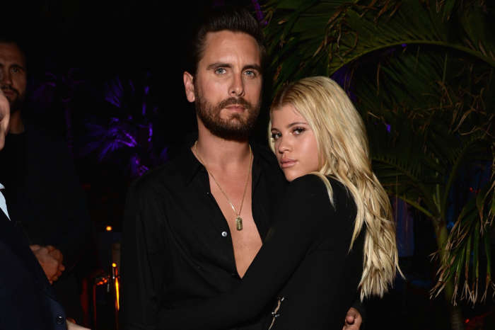 Scott Disick And Sofia Richie - Here's Why He Just Gave Her A Follow On The Gram More Than 2 Years Into Their Relationship!