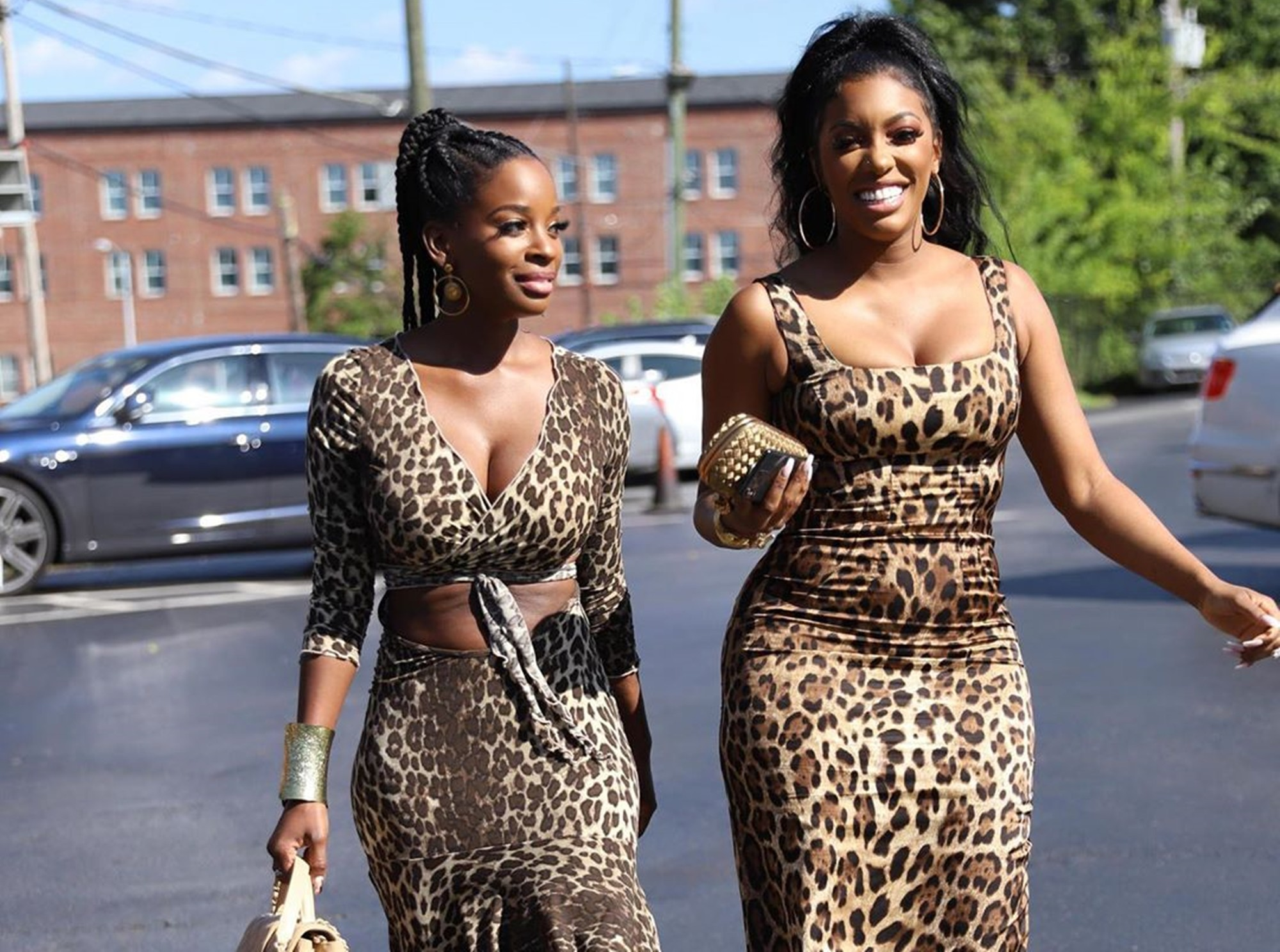 Porsha Williams Poses With Her Sister, Lauren Williams, Shamea Morton And Their Babies And Fans Are In Awe