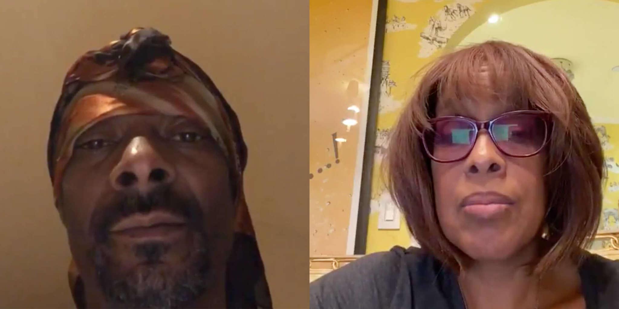 Snoop and Gayle