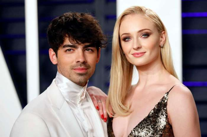 Sophie Turner Avoids Alcohol At Party With Husband Joe Jonas Amid Rumors They're Expecting Their First Child