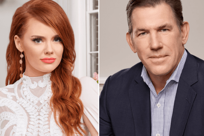 Southern Charm - Kathryn Dennis & Thomas Ravenel Continue To Spark Rumors That They've Rekindled Their Romance