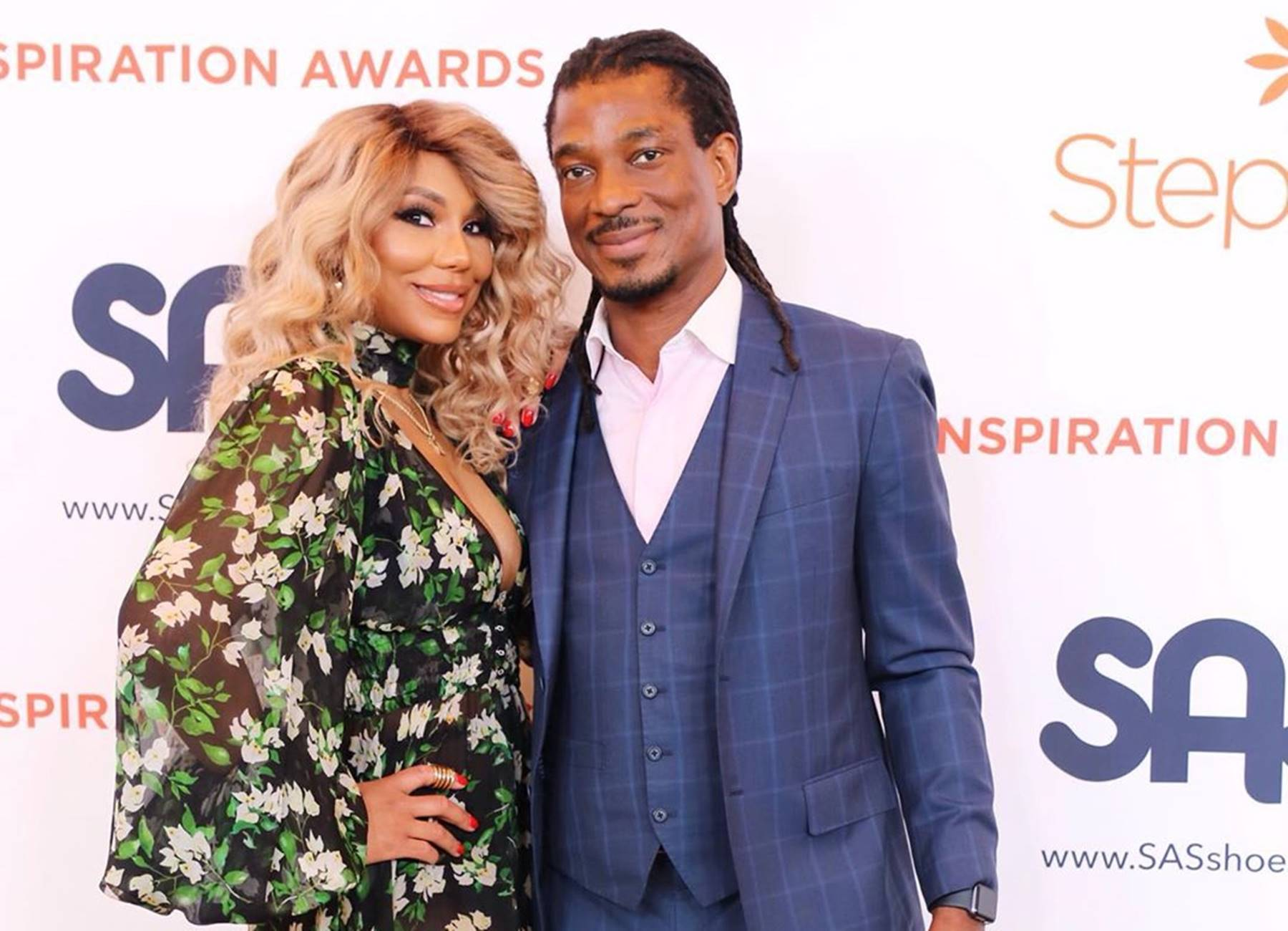 Tamar Braxton's BF, David Adefeso Is In Israel For A Part Vacation, Part Spiritual Journey