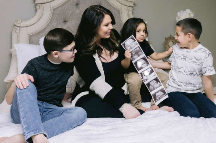 Teen Mom 2 Star Kailyn Lowry Reveals Gender Of Baby Number Four