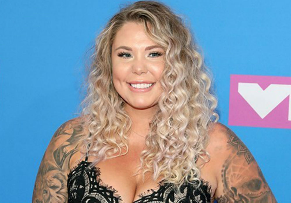 Teen Mom's Kailyn Lowry Announces She's Pregnant With Baby Number Four