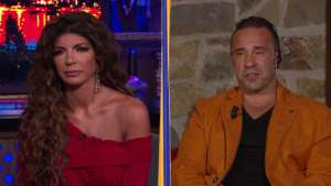 Teresa Giudice - Here's When She Realized She Was Done With Joe!