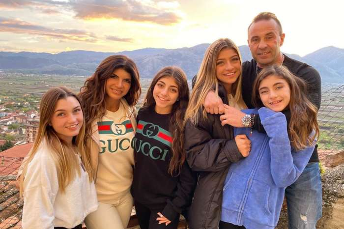 Teresa Giudice Opens Up About How Her And Joe's Daughters Reacted To Their Split
