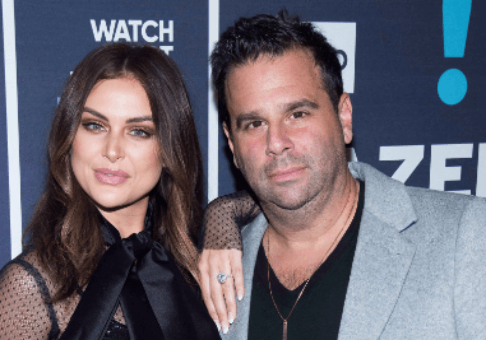 The Irishman Producer Randall Emmett Reveals He Will Need Some Liquid Courage & Lala Kent By His Side On Oscar Night
