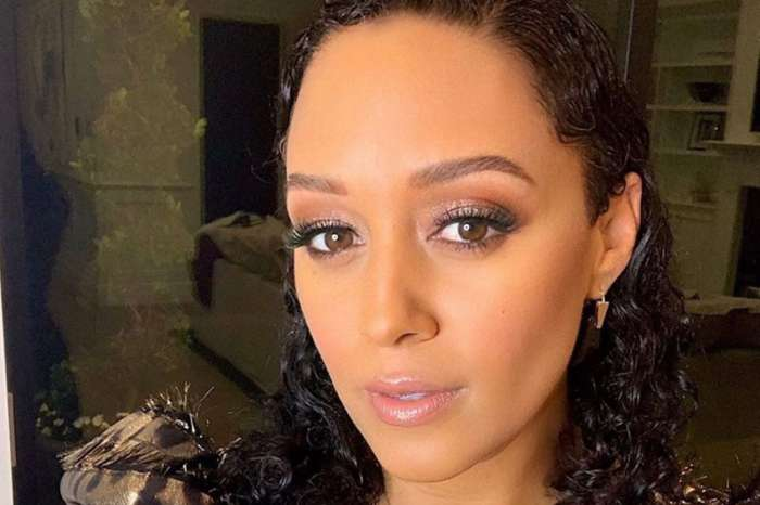 Tia Mowry Chops Off All Her Hair In New Photo And Explains How Kobe Bryant Inspired The Drastic Change