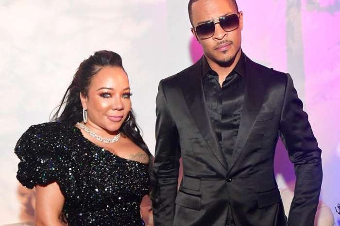 T.I. Shares A Hilarious Photo Featuring Tiny Harris That Has Fans Laughing Like There's No Tomorrow