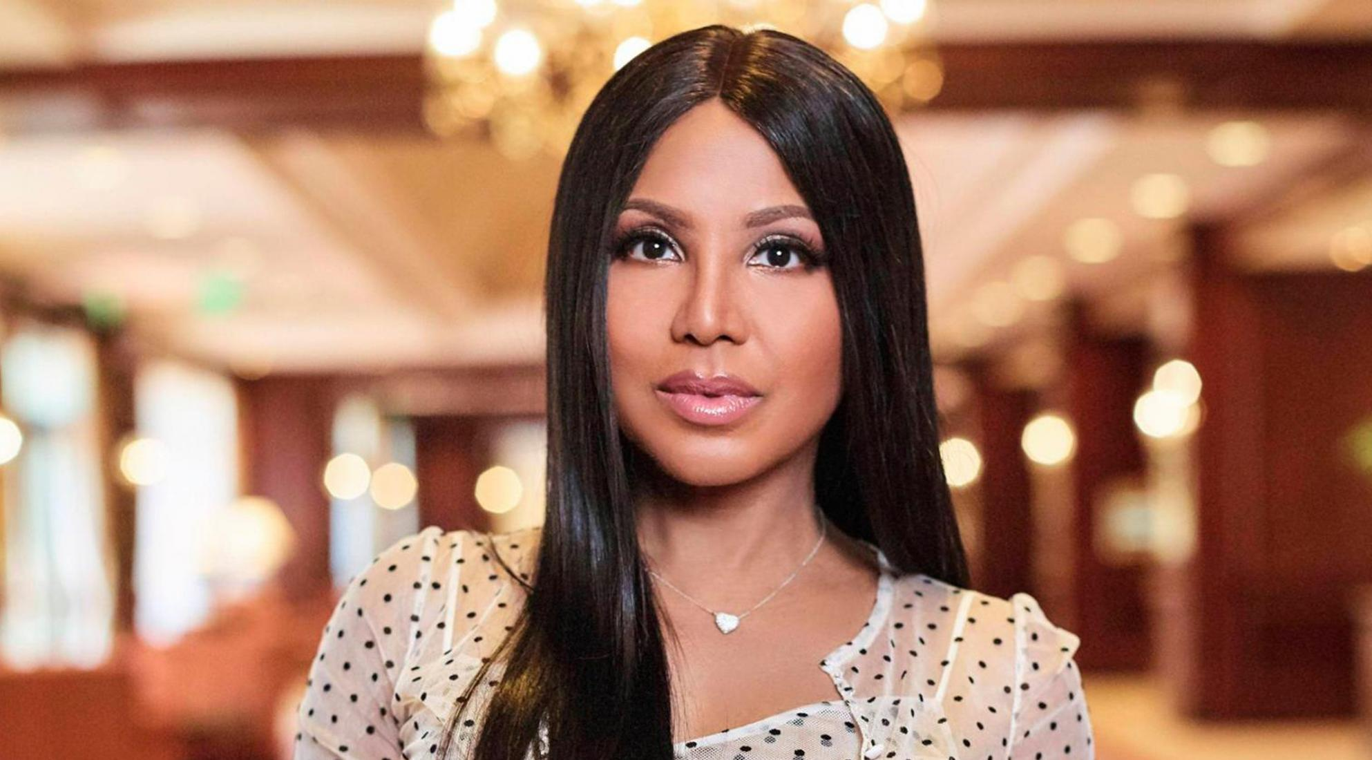 Toni Braxton Has Some Goodies For Her Fans - Check Out Her Recent Video