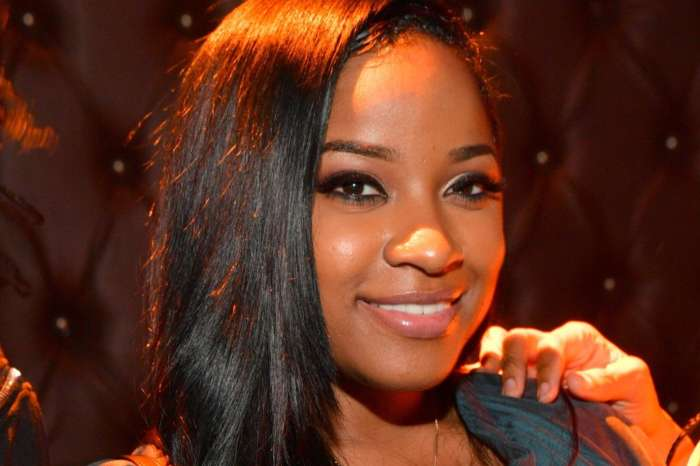 Toya Johnson Asks Fans To Join Her In The Fight Against Obesity