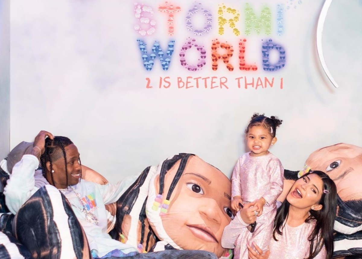 Kylie Jenner & Travis Scott Are Apparently Back Together & This Time Seems Legit