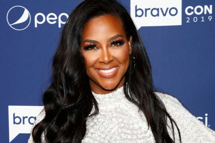 Kenya Moore's Hair Products Are Some Of The Most Appreciated Ones Out There