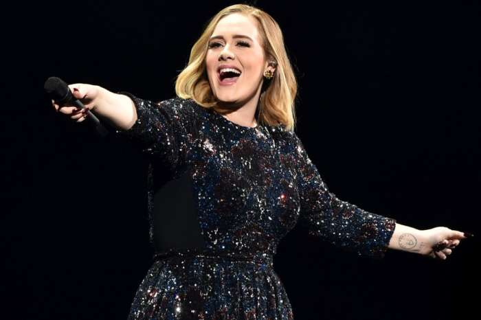 Adele Looks Unrecognizable In Black Leggings And Tight Top After Losing 100 Pounds!