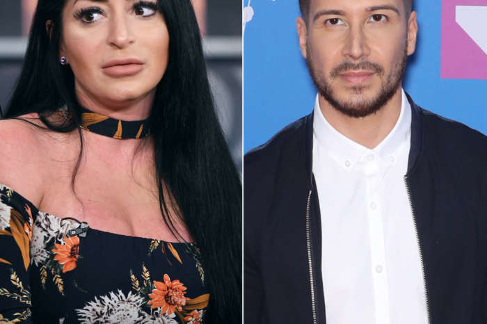Angelina Pivarnick's Husband Calls Vinny Guadagnino A 'Stage 5 Clinger' After The Ex Leaves Thirsty Comment On Her Pic!