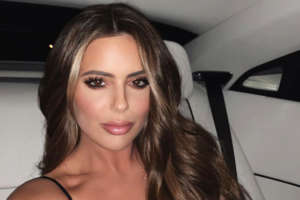 Brielle Biermann Shows Off Her Brunette Hair And Smaller Lips In Video From Her Beach Birthday Celebration!