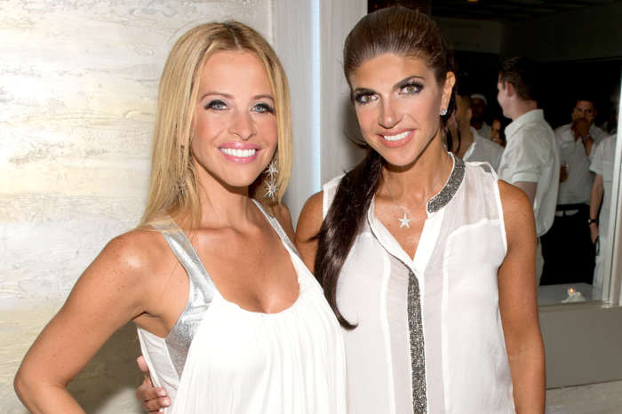 Dina Manzo Claps Back At Hater Who Seemingly Disses Her Goddaughter And Friend Teresa Giudice's Daughter Audriana!
