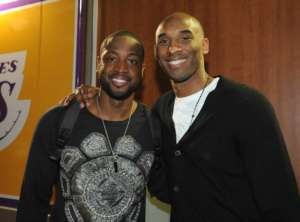 Dwyane Wade Recalls Kobe Bryant Asked To Come See Him Play After Moving To Los Angeles But He Regretfully Never Did Invite Him