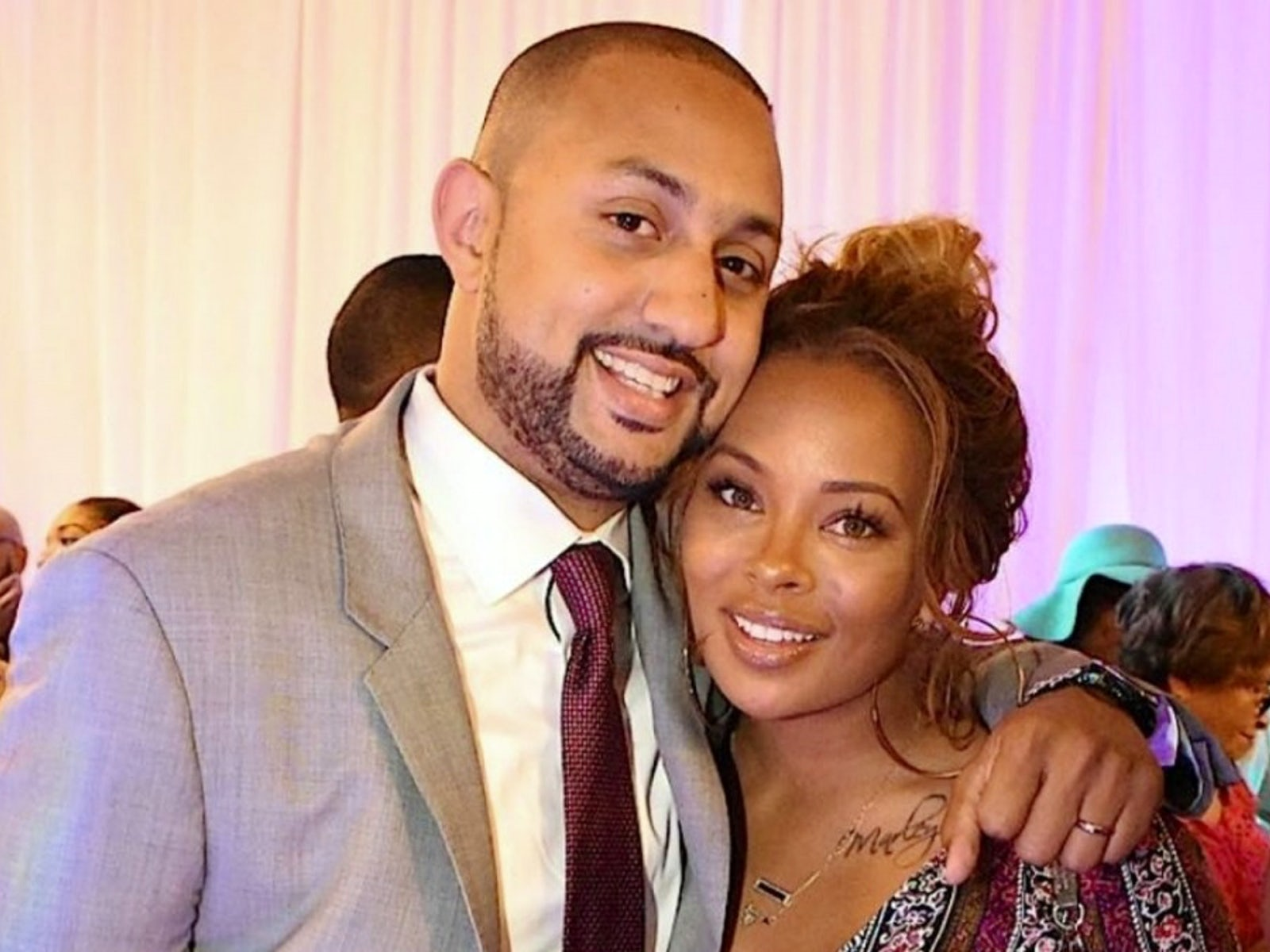 """""""eva-marcille-shares-a-photo-of-her-son-maverick-l-sterling-for-his-five-month-anniversary"""""""