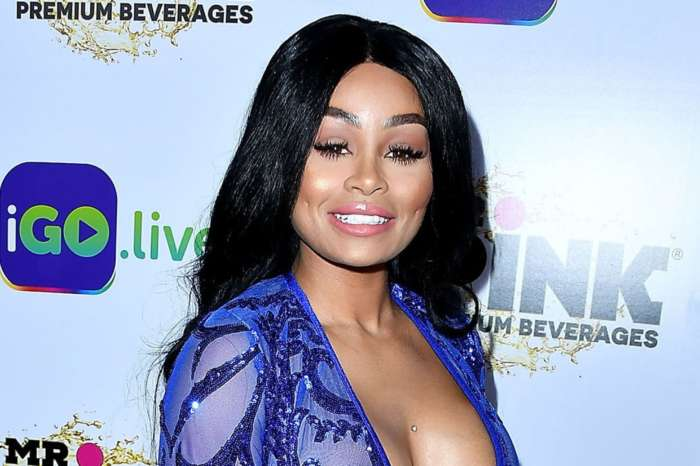 Blac Chyna Tells Fans That All She Wants Is Peace And Love
