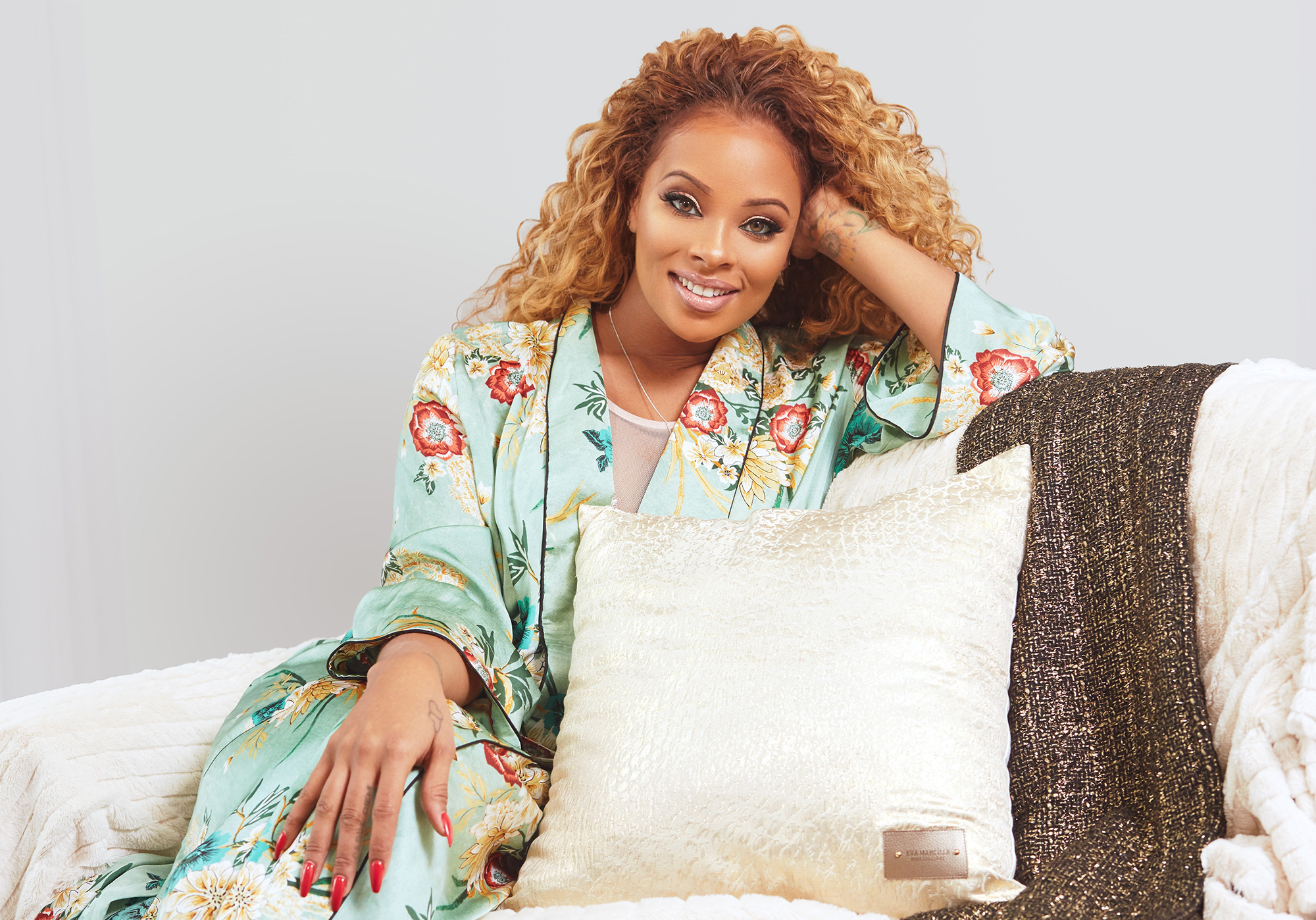 Eva Marcille Shows Fans The View That She Sees From Her House Every Sunday Morning