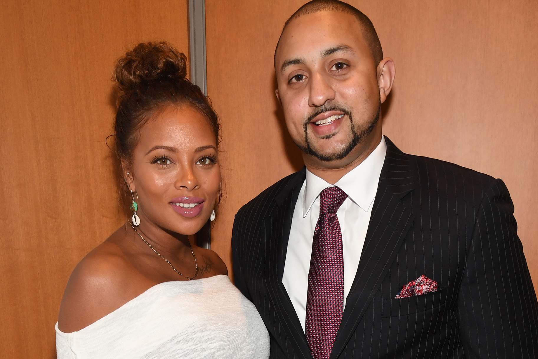 """eva-marcille-gushes-over-her-husband-mike-sterling-and-addresses-the-love-for-justice"""