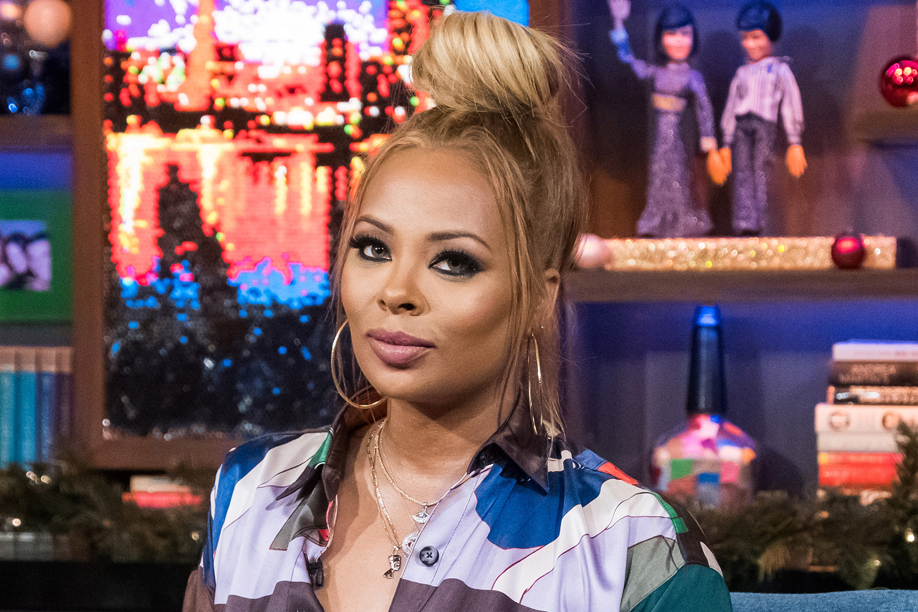 Eva Marcille Has Something Interesting To Say About Happiness