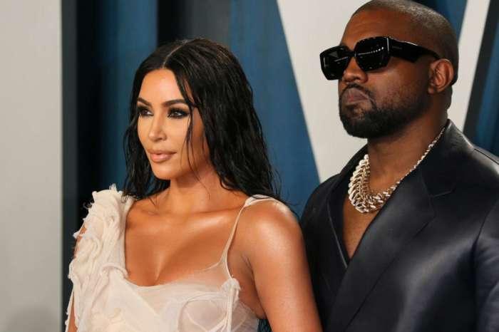 Kim Kardashian And Kanye West Look Bomb At The Oscars