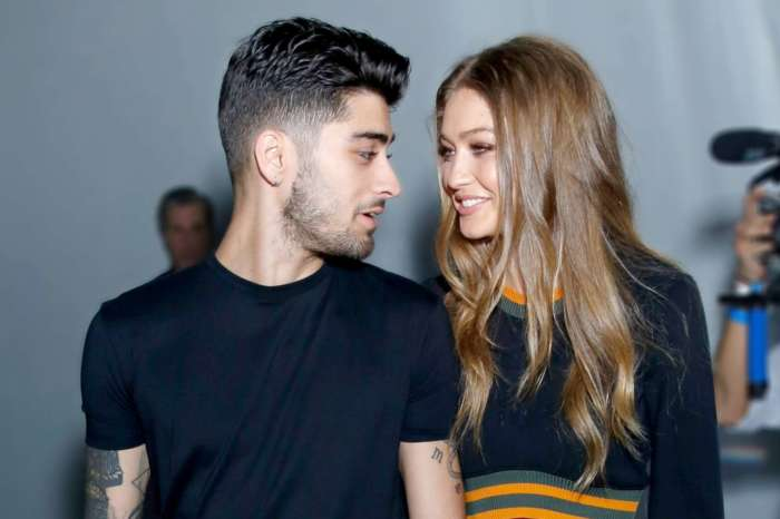 Gigi Hadid Confirms She And Zayn Malik Are Back Together With Sweet Valentine's Day Post!
