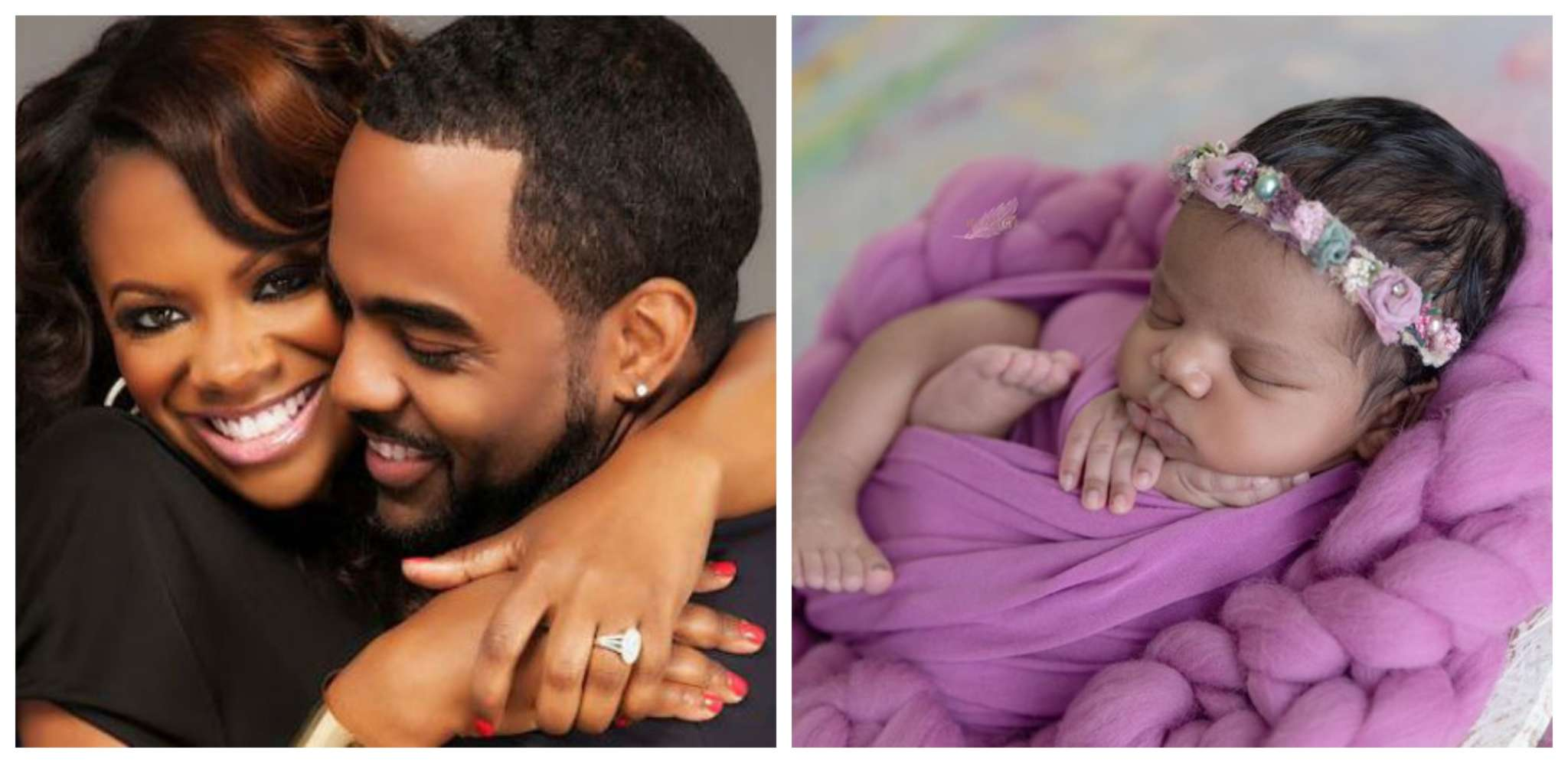 Kandi Burruss Celebrated Blaze Tucker: She's Three Months Old!
